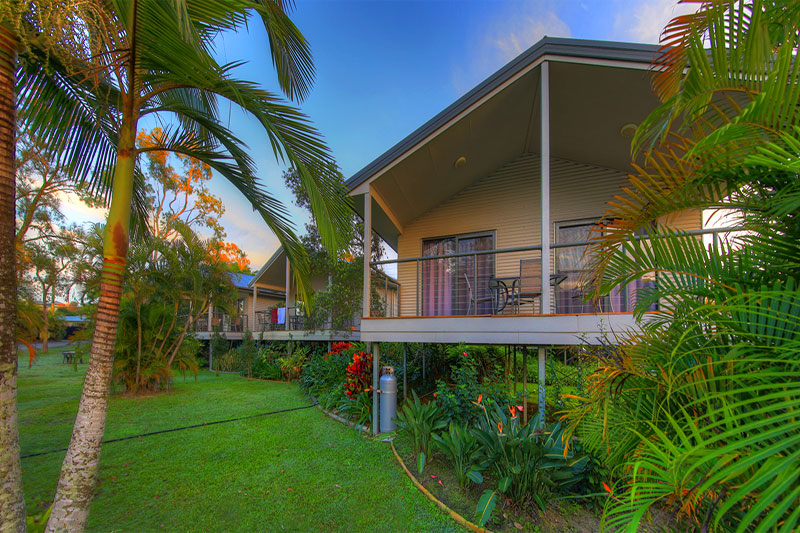 Gold Coast Accommodation - family bungalow