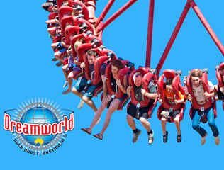 The Gold Coast Holiday Park is closest Dreamworld