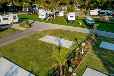 Gold Coast Camping - Powered Sites Central
