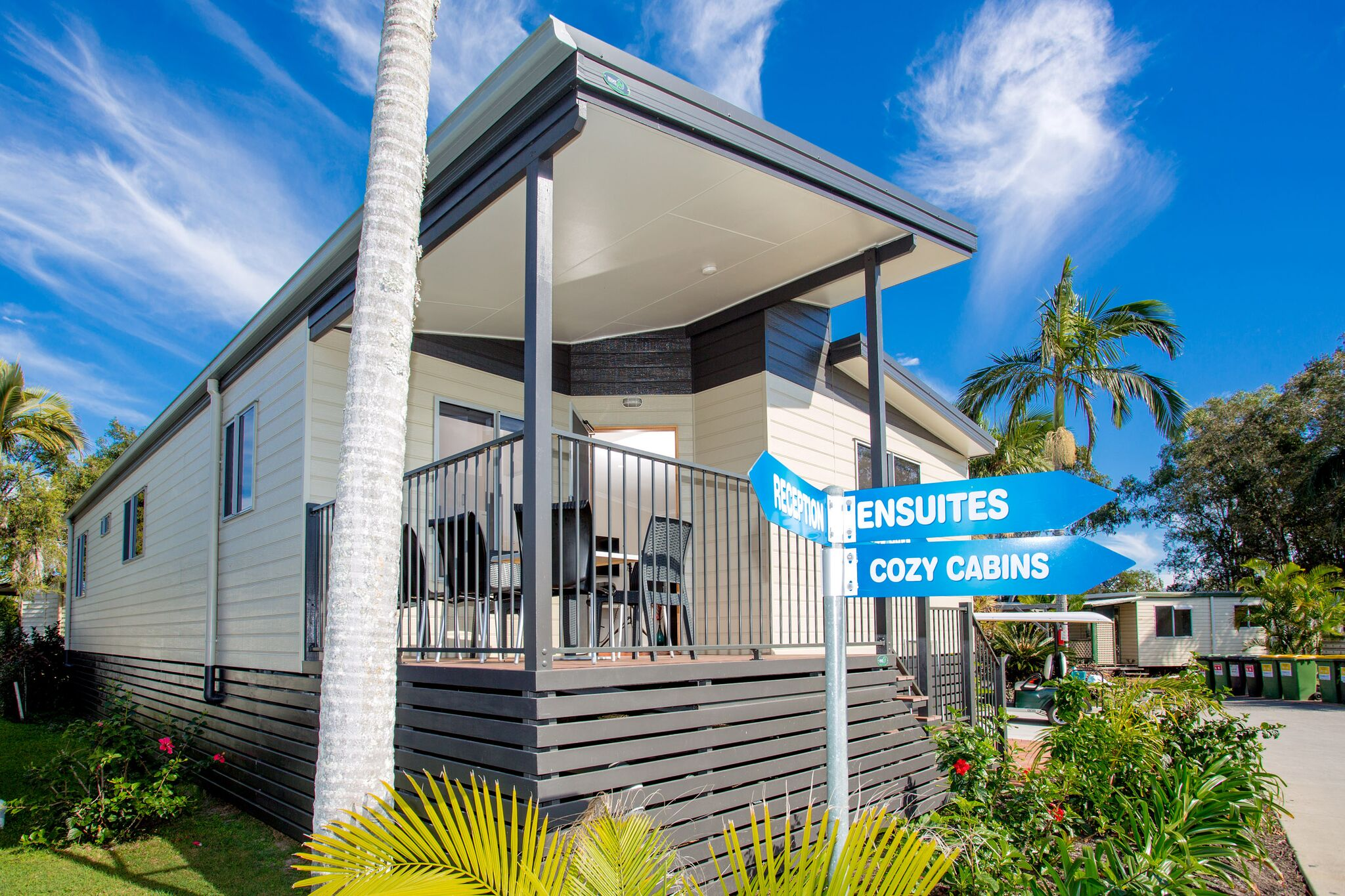 Gold Coast Accommodation Cabins