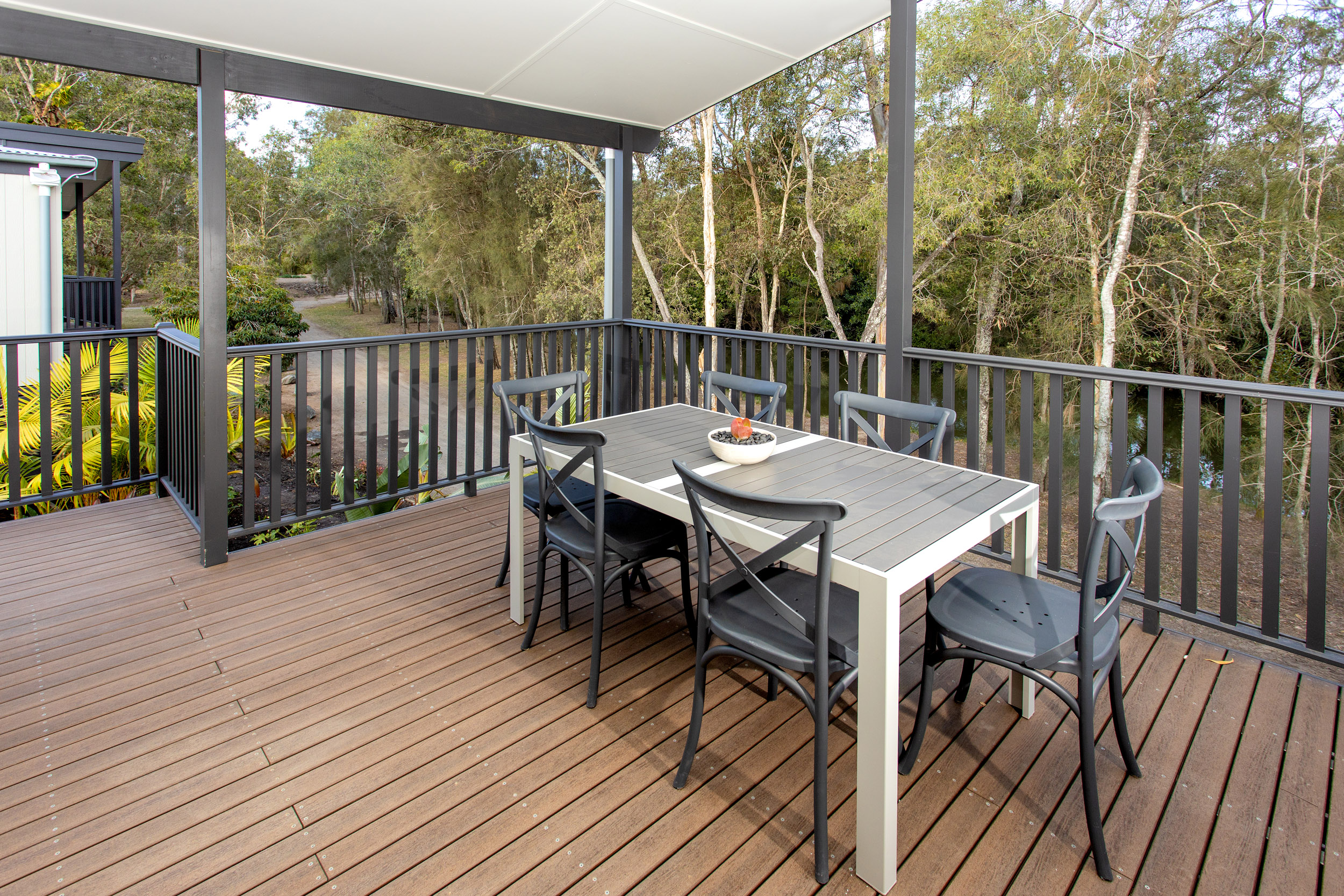 BIG4 Gold Coast Verandah